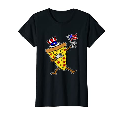 4th Of July Dabbing Pizza – Funny Tee For Independence Day T-shirt